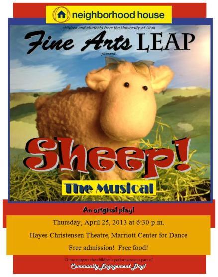 FA LEAP SHEEP